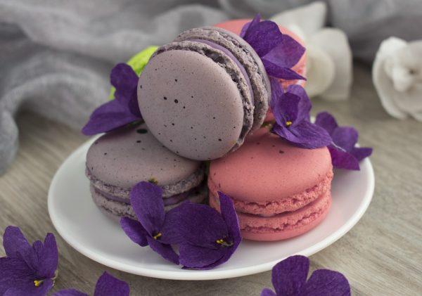 Blueberry lavender